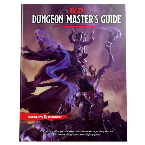 Dungeons & Dragons Dungeon Master's Guide (5E)